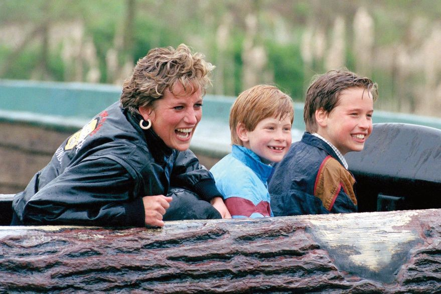 Realeza: el secreto de Lady Di para darles a William y Harry una infancia feliz
